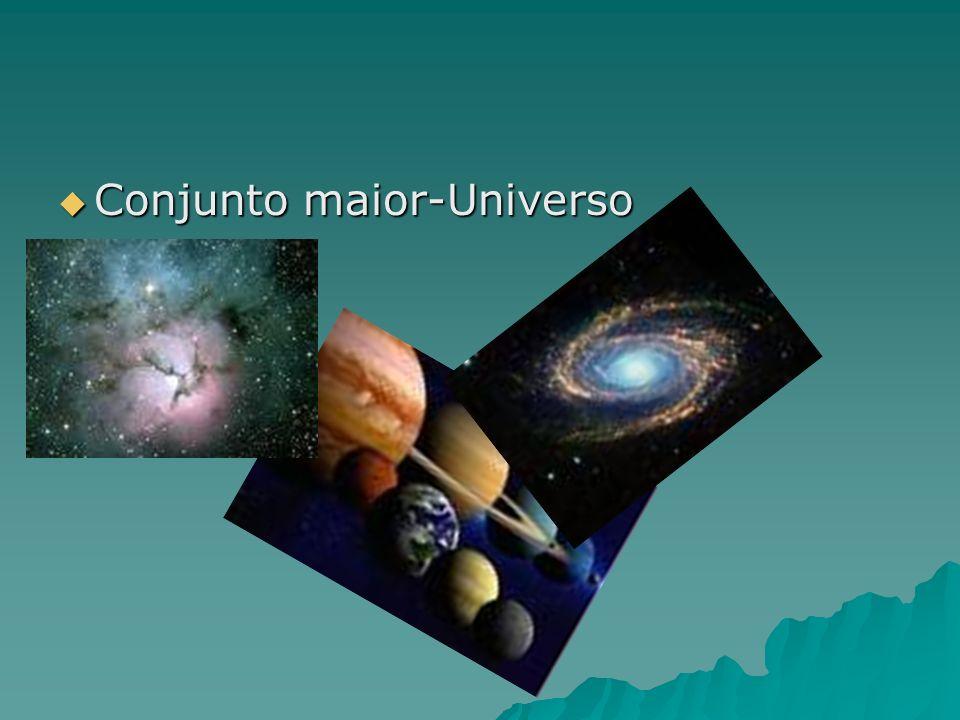 Conjunto maior-Universo