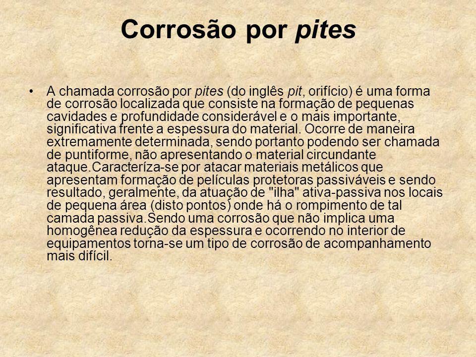 Corrosão por pites