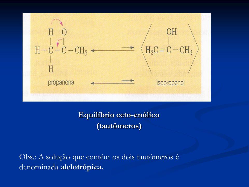 Equilíbrio ceto-enólico