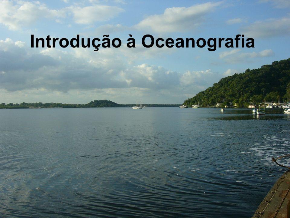 Introdução à Oceanografia