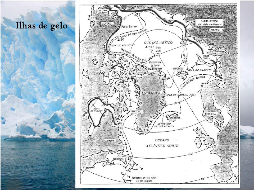 Ilhas de gelo