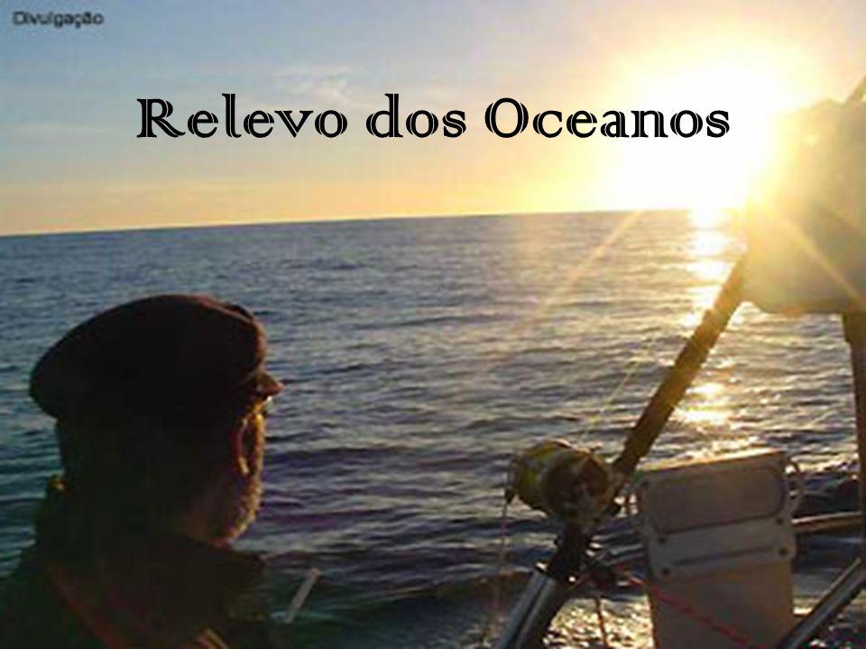 Relevo dos Oceanos
