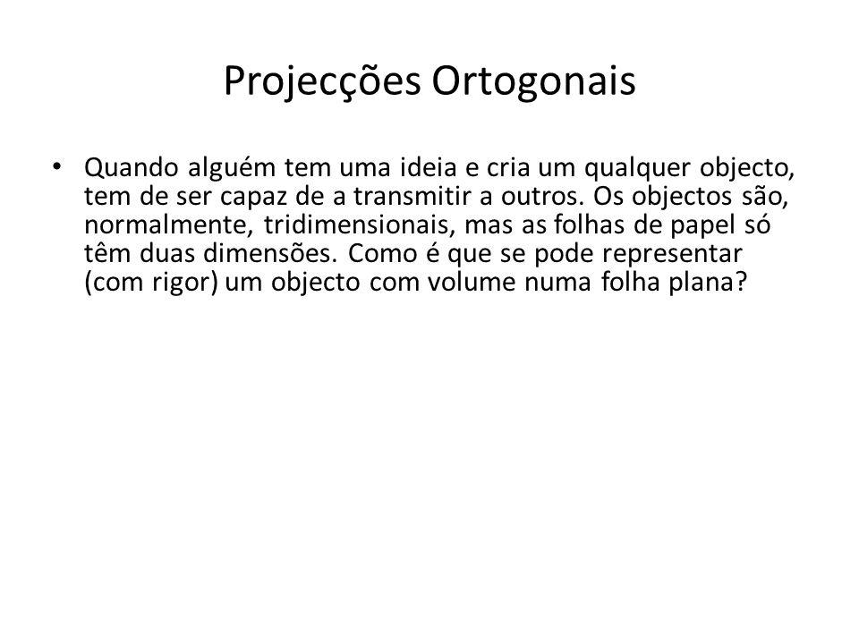 Projecções Ortogonais