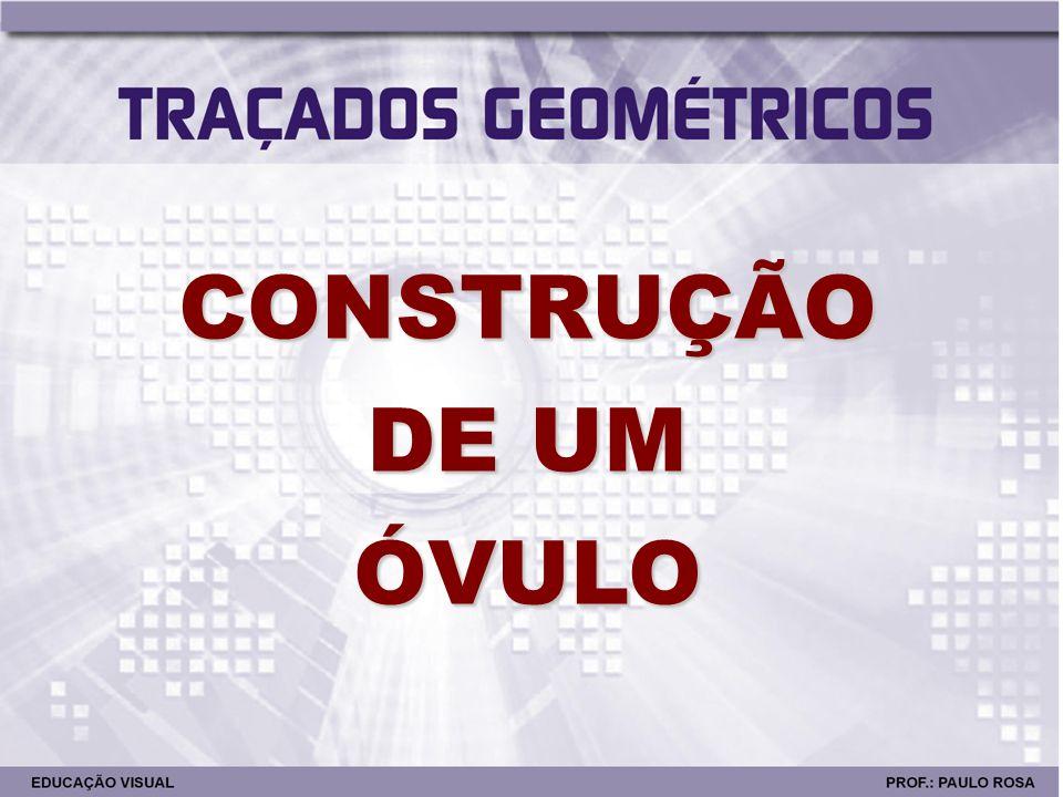 CONSTRUÇÃO DE UM ÓVULO