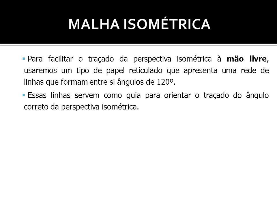MALHA ISOMÉTRICA