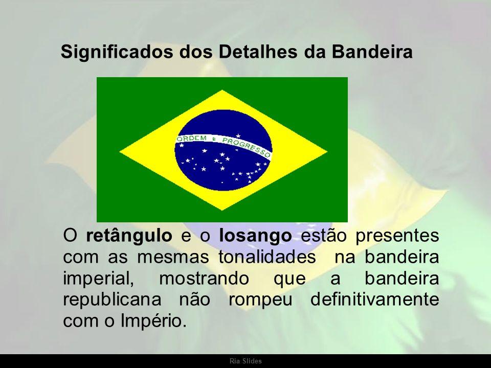Significados dos Detalhes da Bandeira
