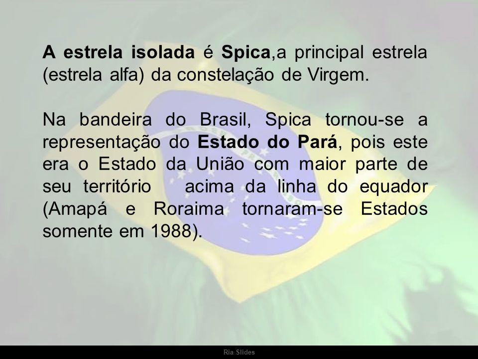 A estrela isolada é Spica,a principal estrela (estrela alfa) da constelação de Virgem.