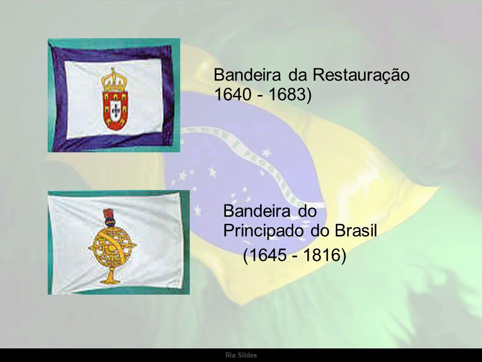 Bandeira da Restauração 1640 - 1683)