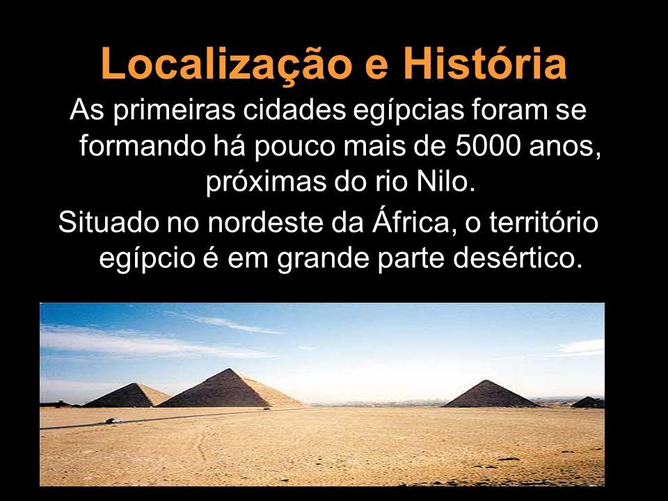 Localização e História