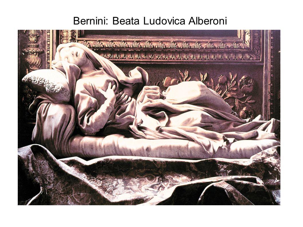 Bernini: Beata Ludovica Alberoni