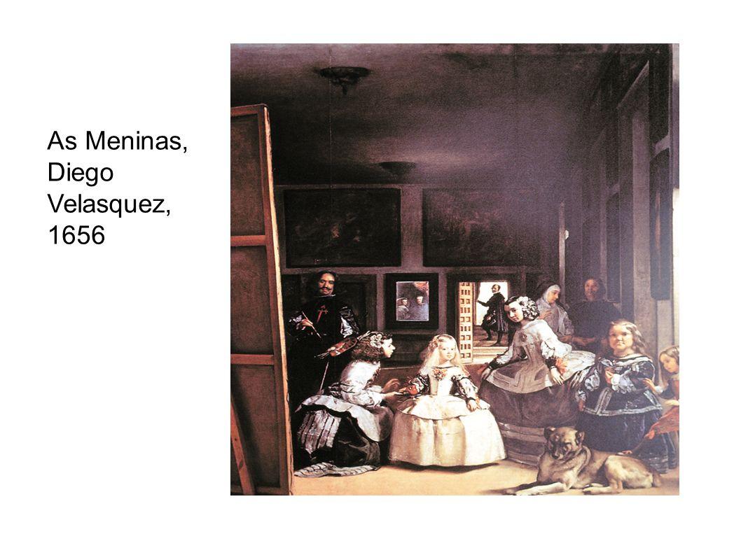 As Meninas, Diego Velasquez, 1656