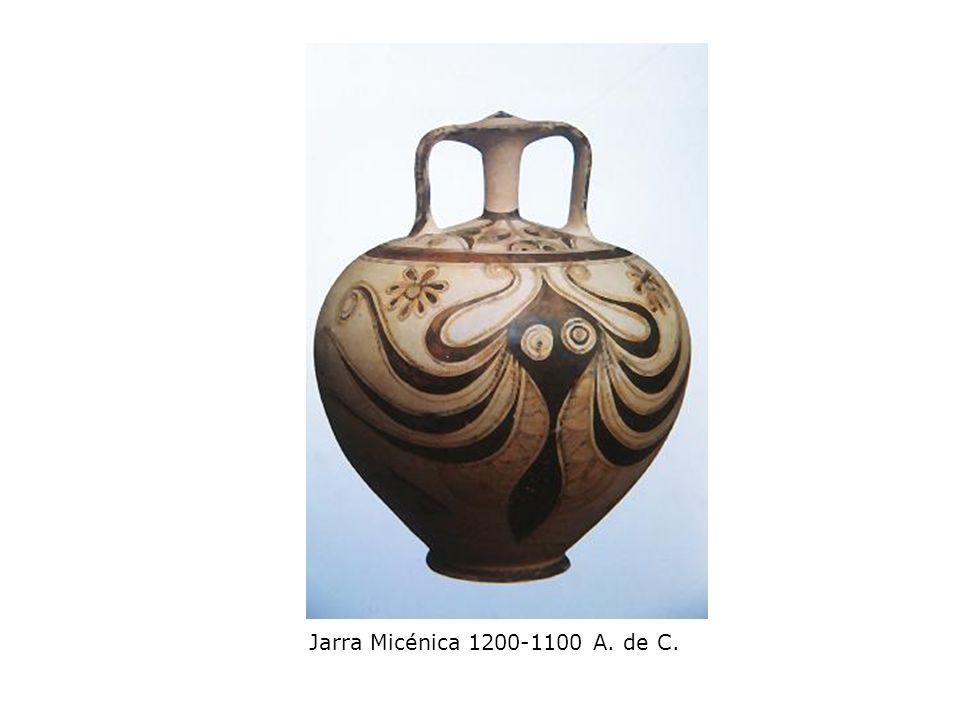 Jarra Micénica 1200-1100 A. de C.