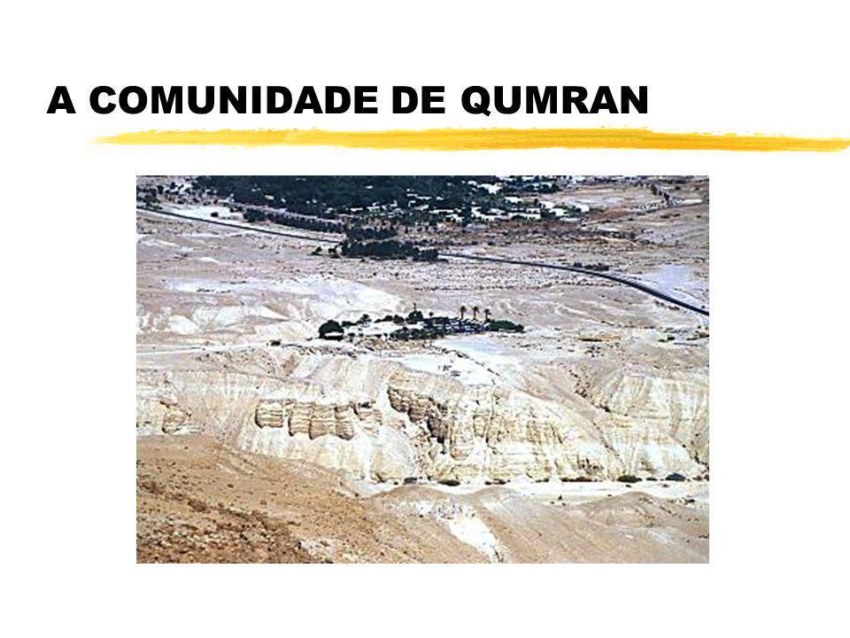 A COMUNIDADE DE QUMRAN