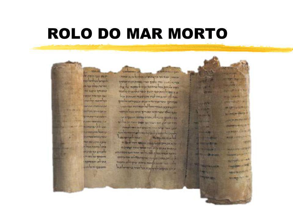 ROLO DO MAR MORTO