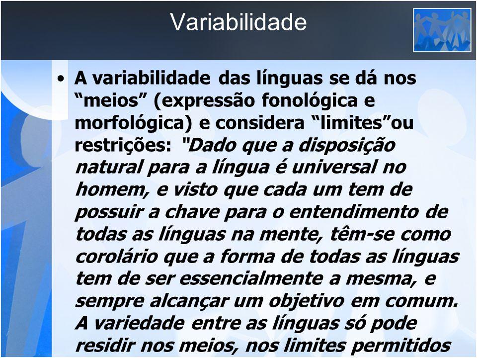 Variabilidade