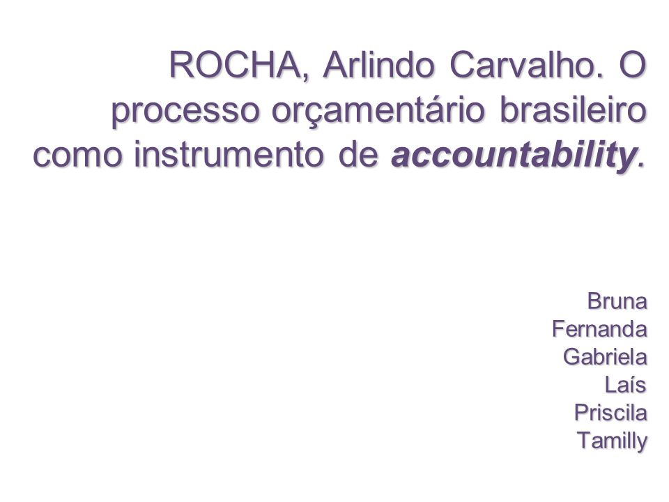 ROCHA, Arlindo Carvalho