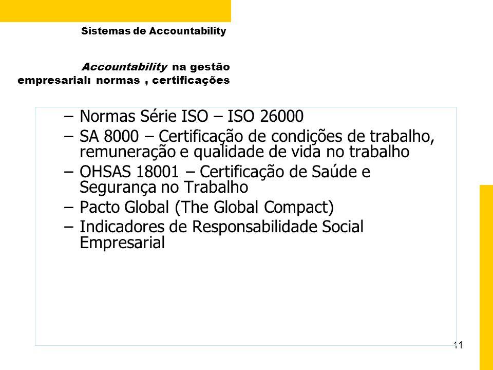 OHSAS 18001 – Certificação de Saúde e Segurança no Trabalho