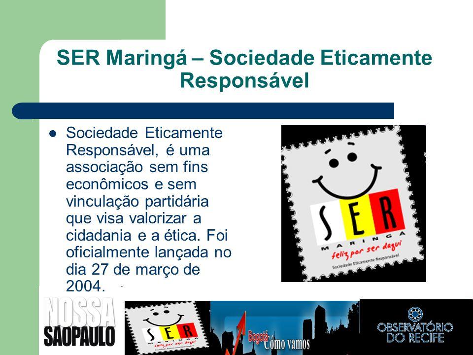 SER Maringá – Sociedade Eticamente Responsável