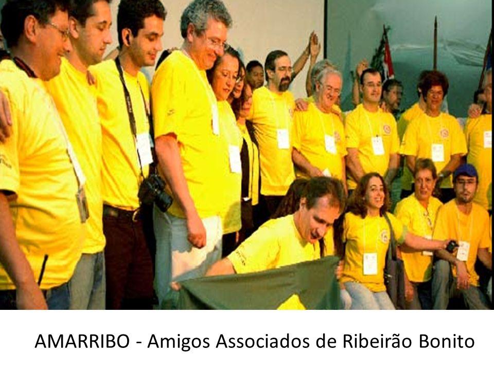 AMARRIBO - Amigos Associados de Ribeirão Bonito