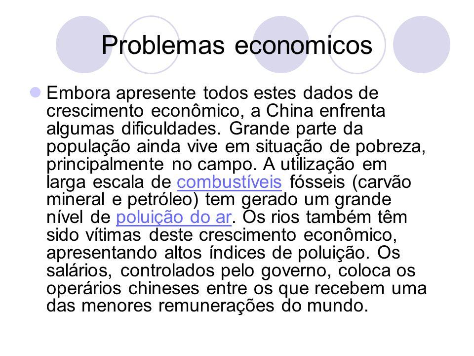 Problemas economicos
