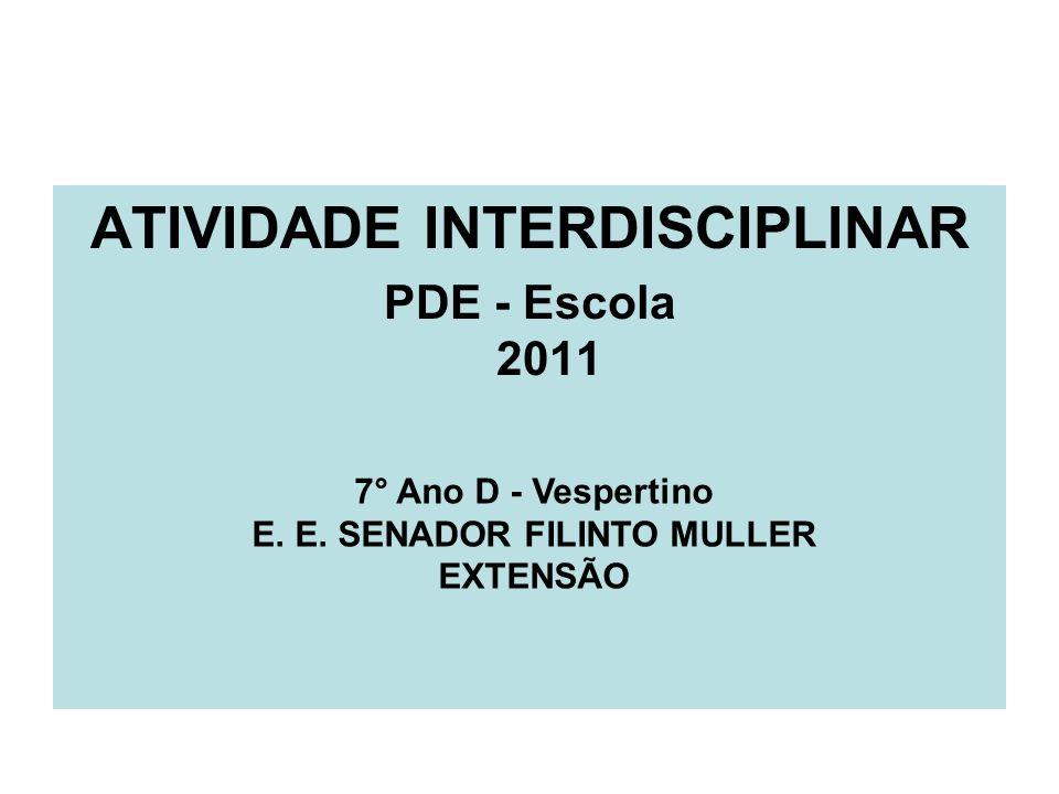 E. E. SENADOR FILINTO MULLER