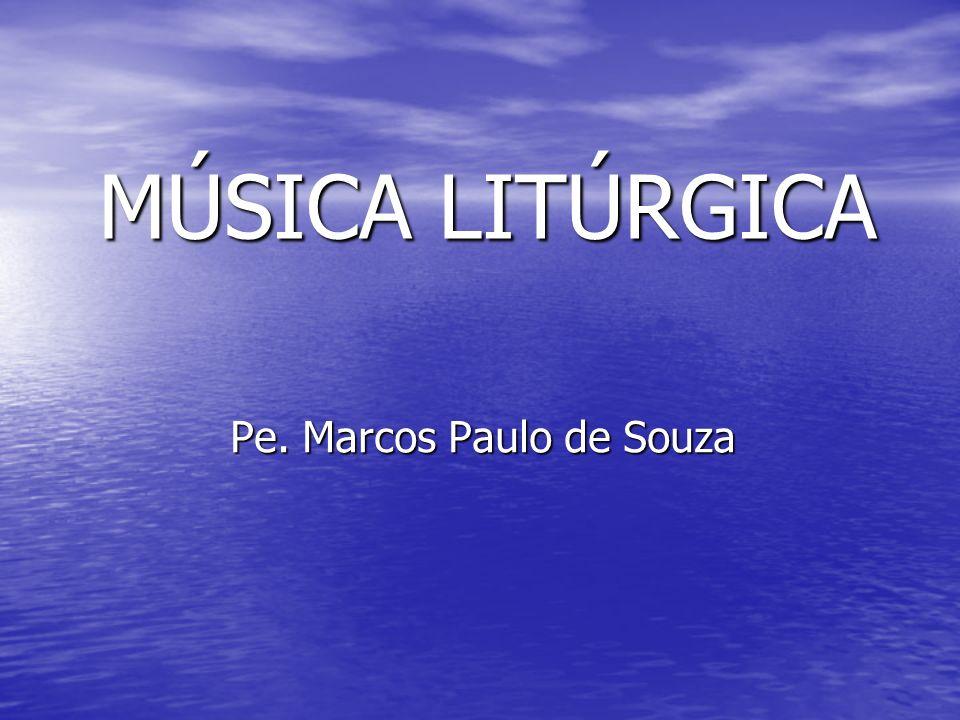 Pe. Marcos Paulo de Souza