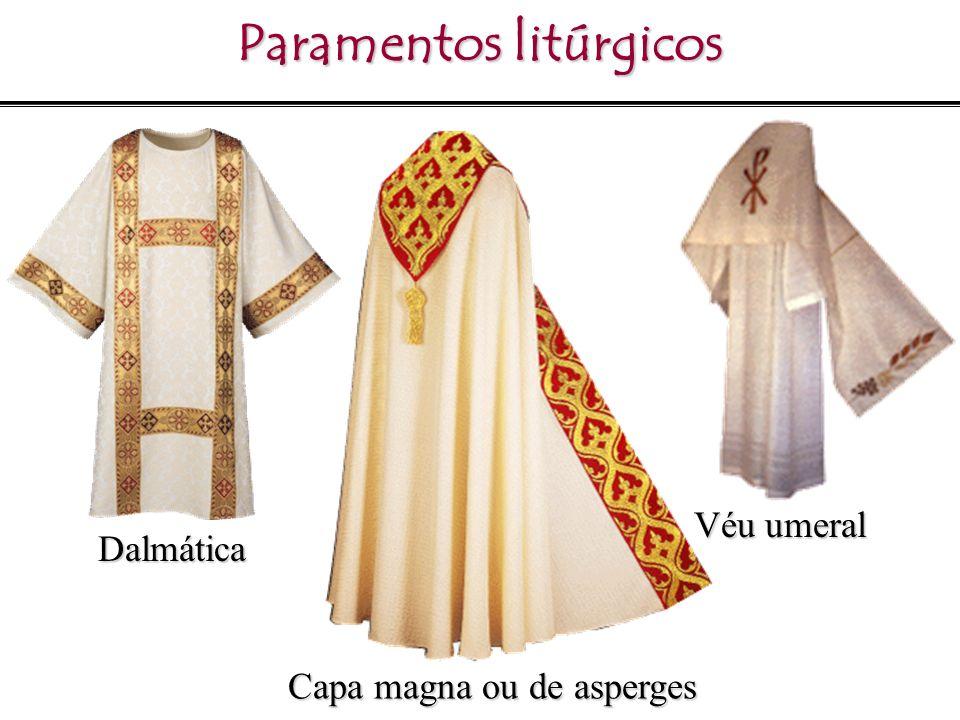 Paramentos litúrgicos