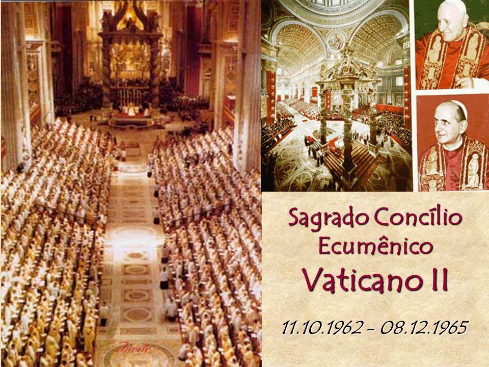 Sagrado Concílio Ecumênico Vaticano II