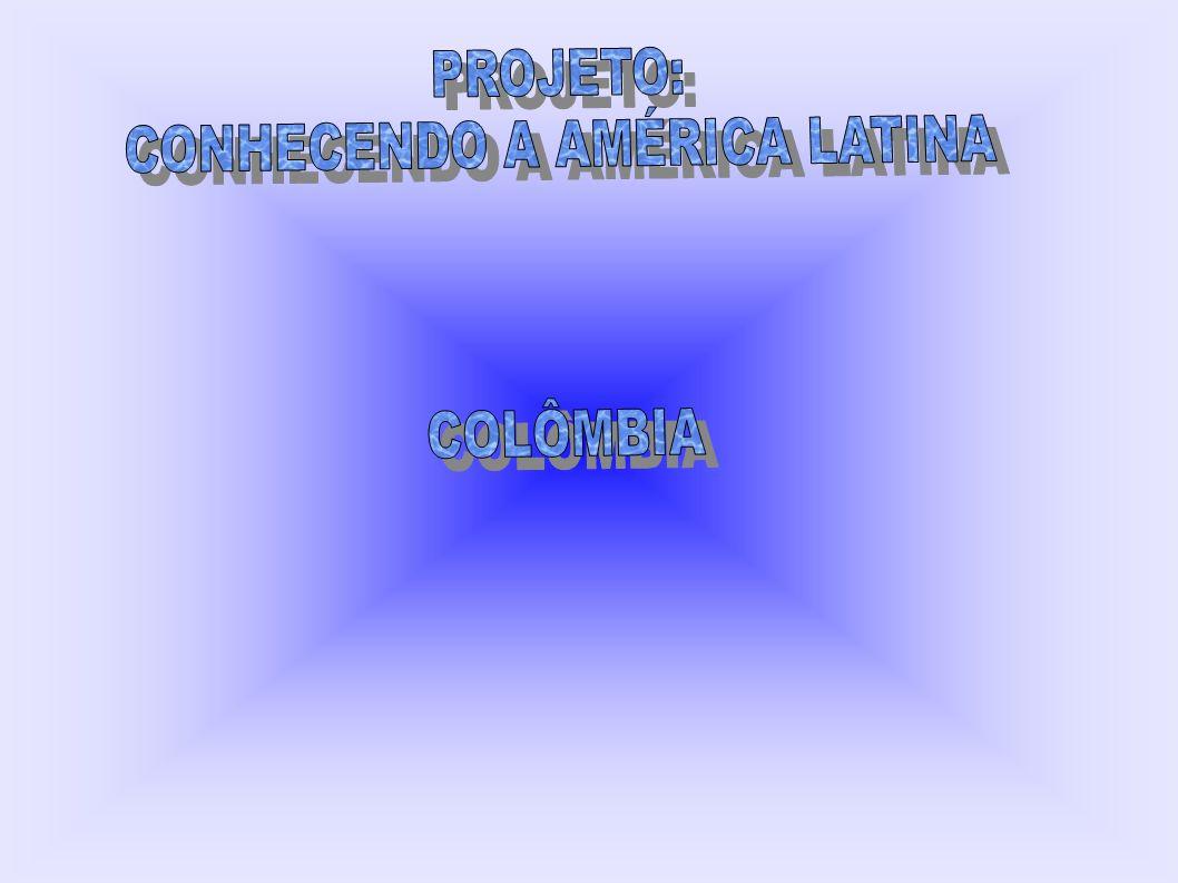 CONHECENDO A AMÉRICA LATINA