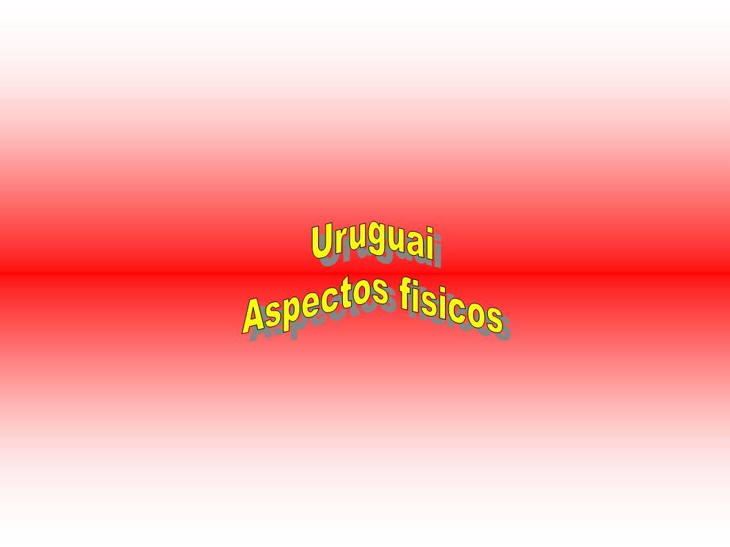 Uruguai Aspectos fisicos