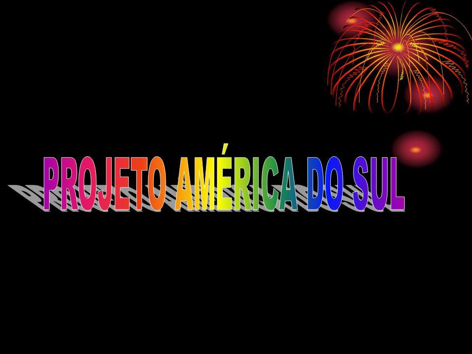 PROJETO AMÉRICA DO SUL