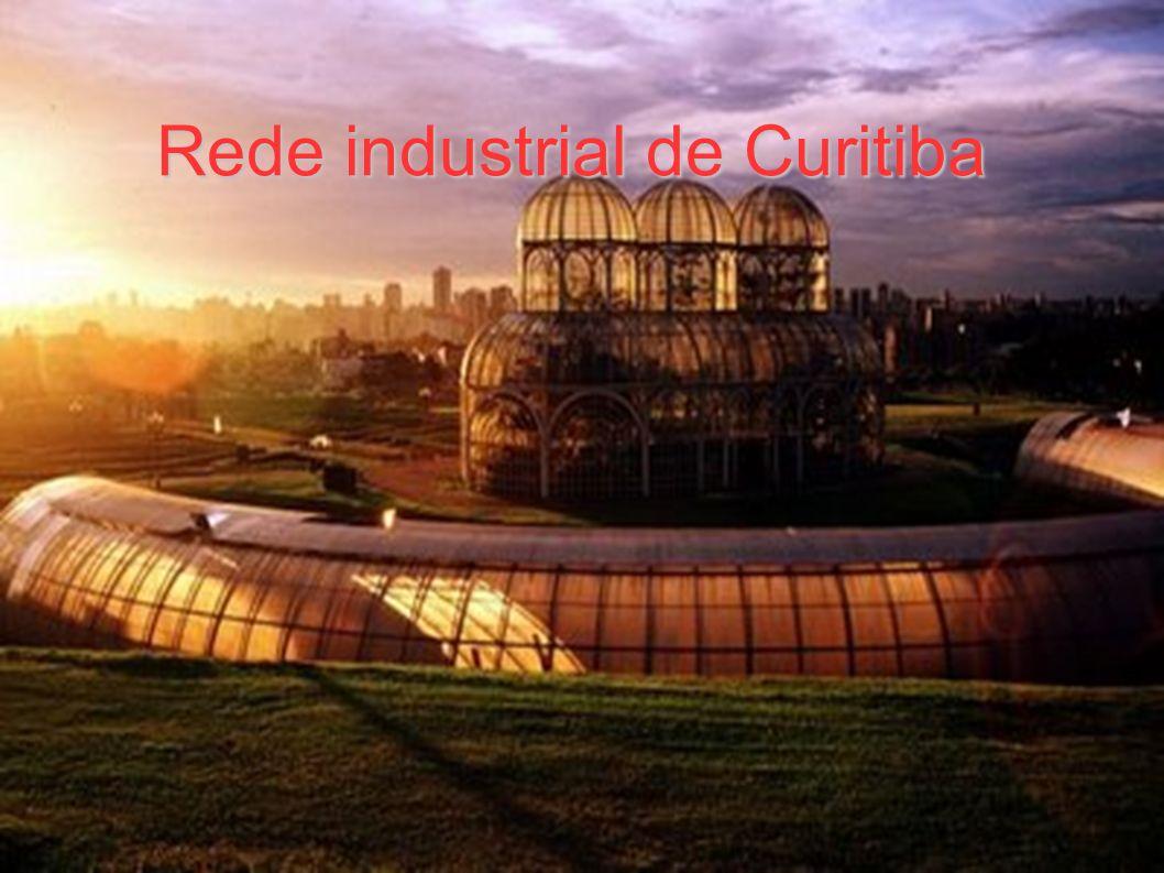 Rede industrial de Curitiba