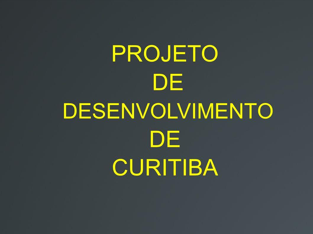 PROJETO DE DESENVOLVIMENTO CURITIBA