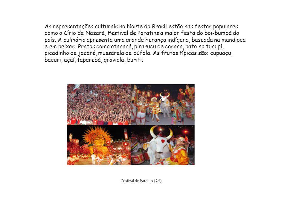 Festival de Paratins (AM)