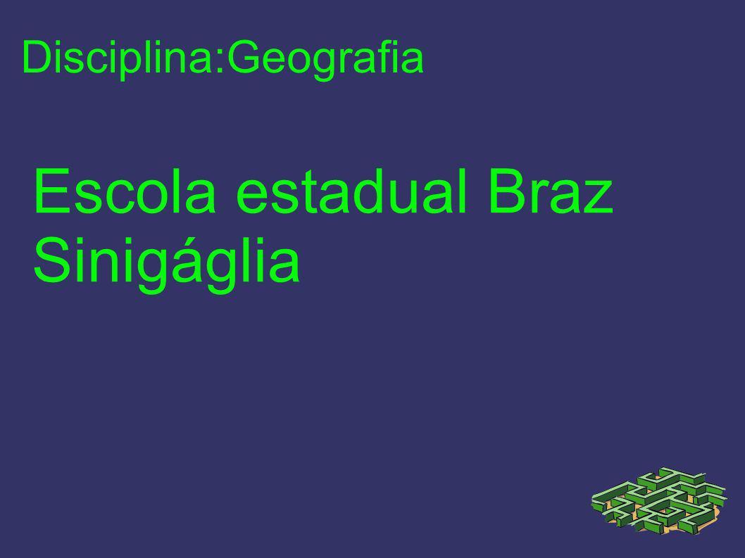 Escola estadual Braz Sinigáglia
