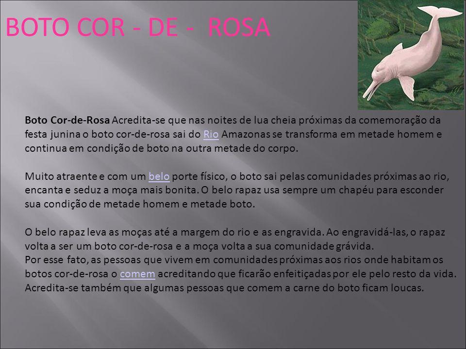 BOTO COR - DE - ROSA
