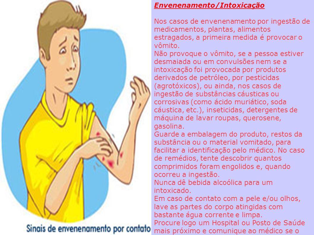 Envenenamento/Intoxicação