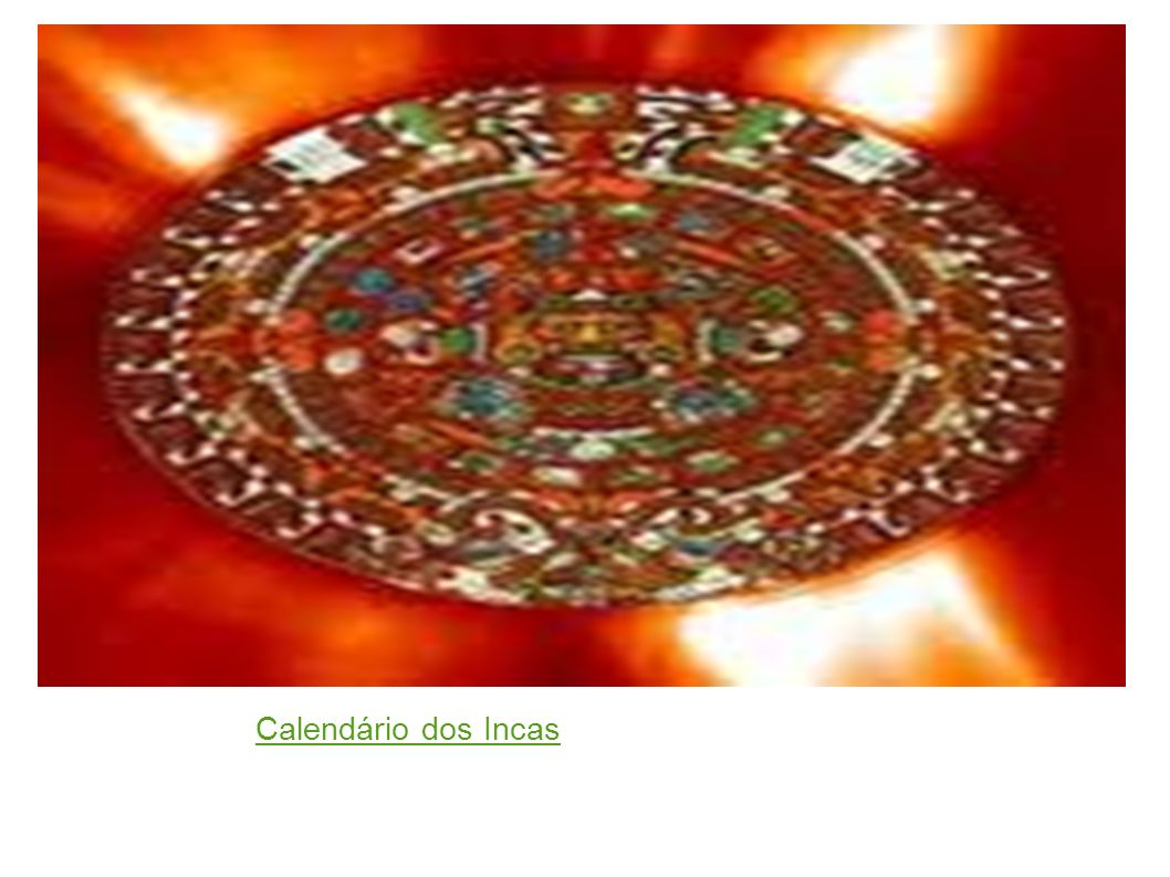 Calendário dos Incas