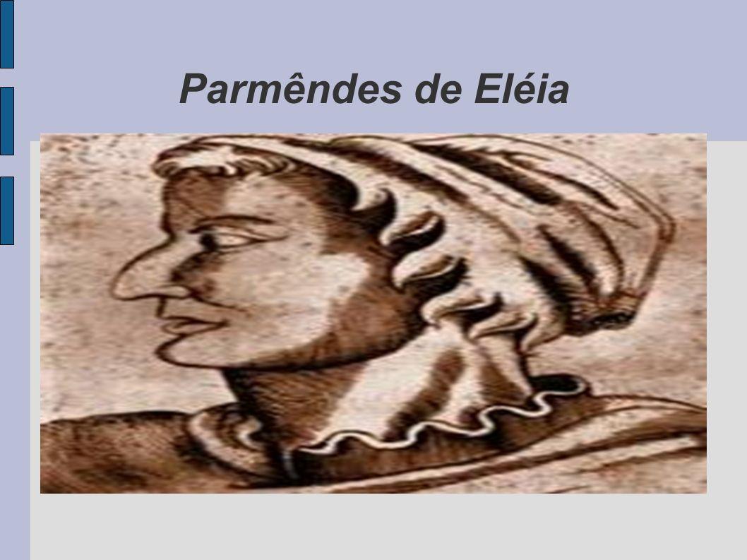 Parmêndes de Eléia