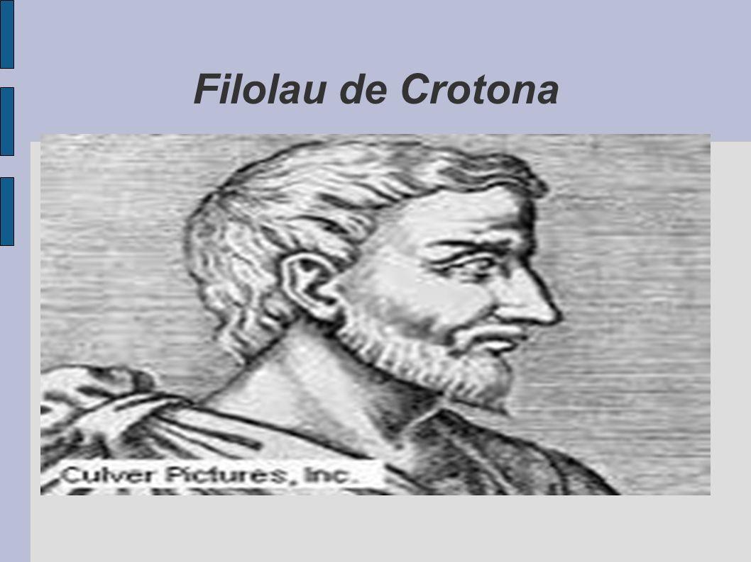 Filolau de Crotona