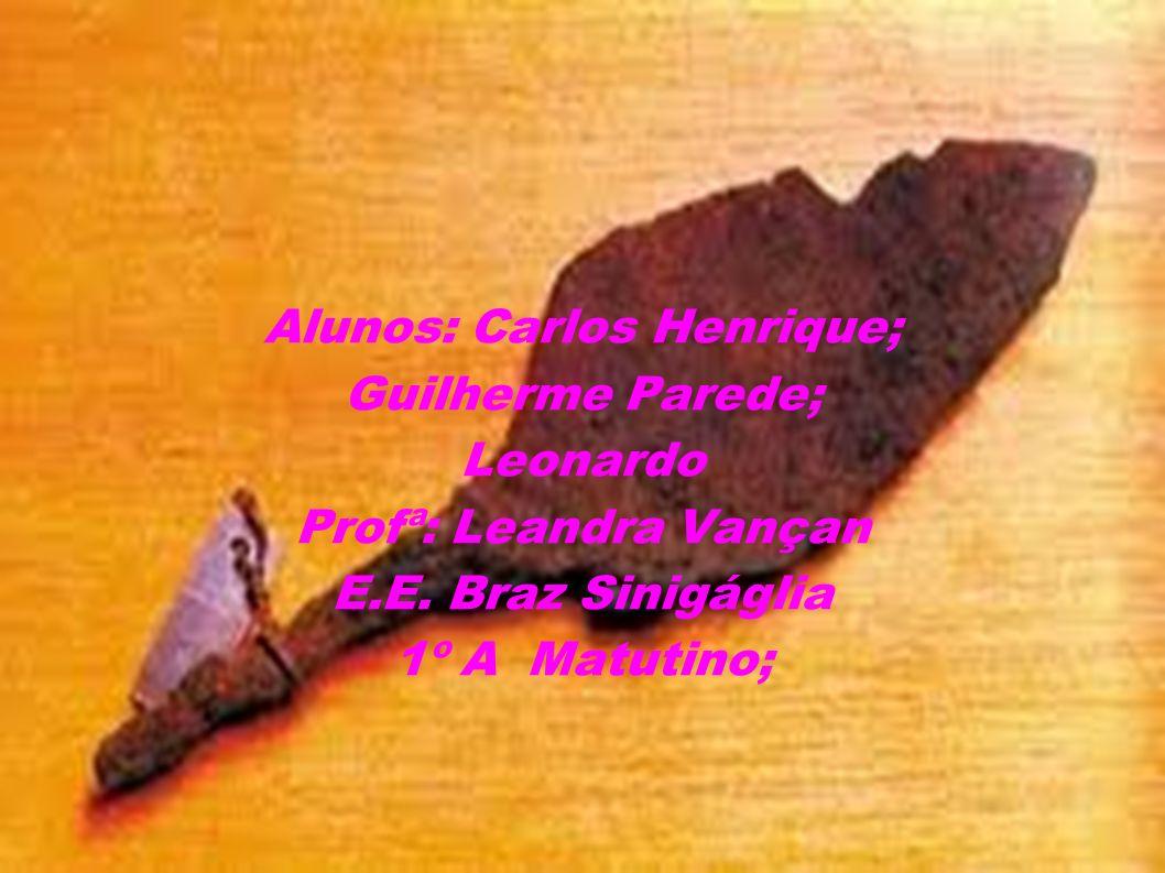 Alunos: Carlos Henrique;