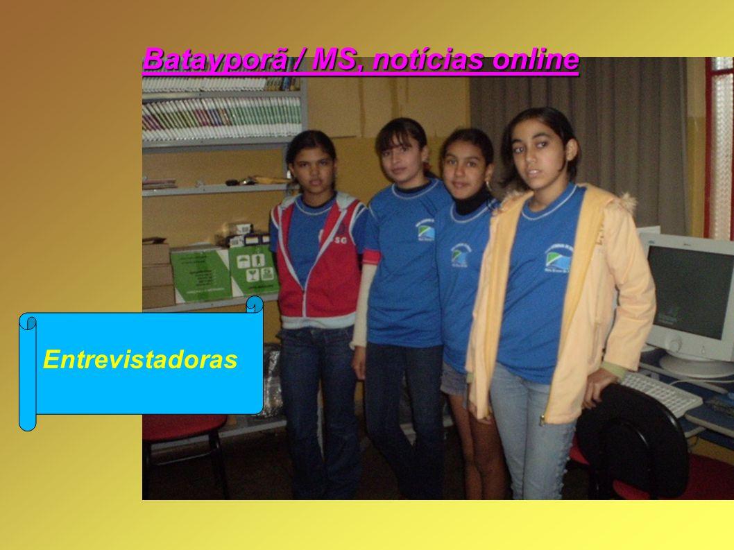 Batayporã / MS, notícias online