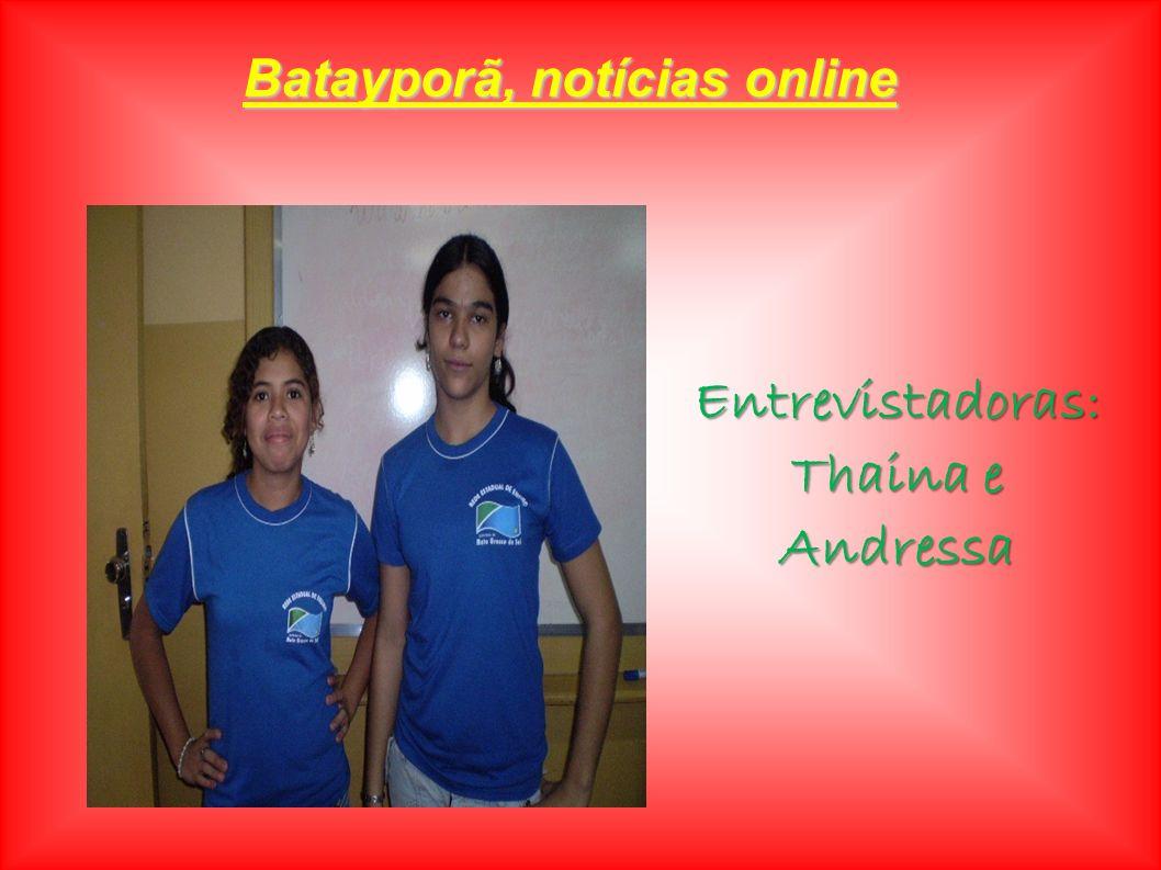 Batayporã, notícias online