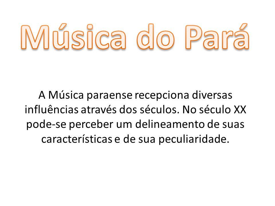 Música do Pará
