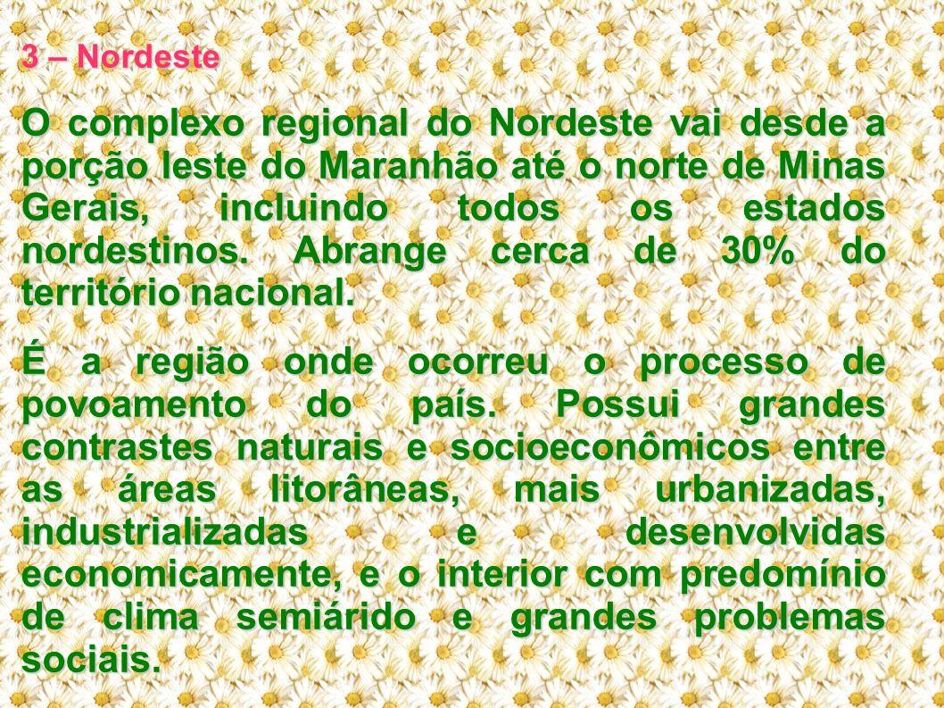 3 – Nordeste