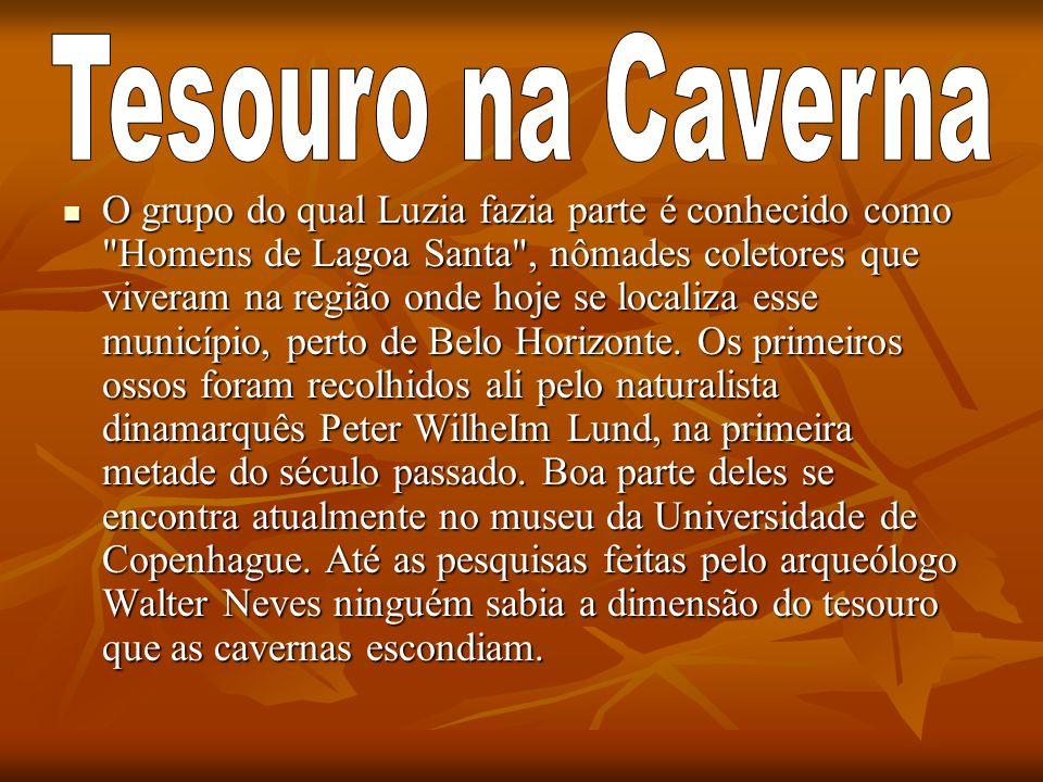 Tesouro na Caverna