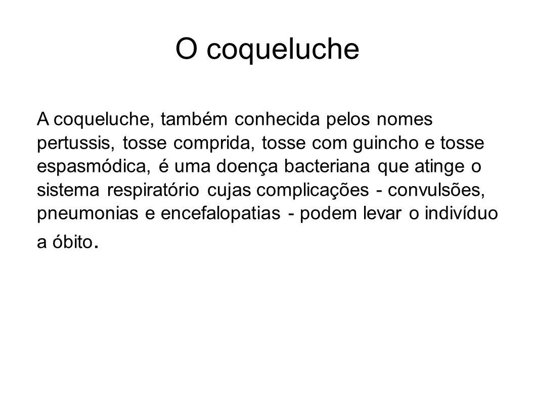 O coqueluche