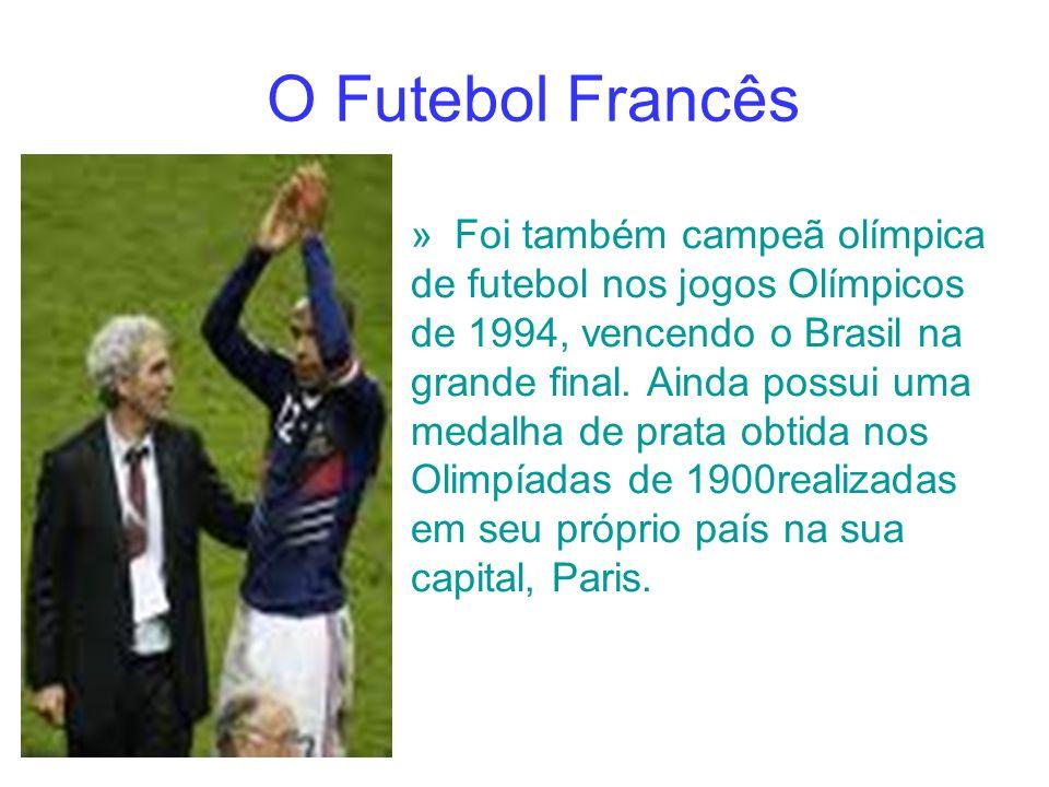 O Futebol Francês