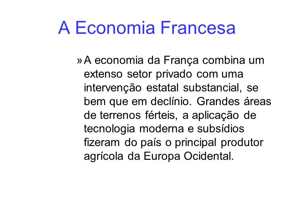 A Economia Francesa