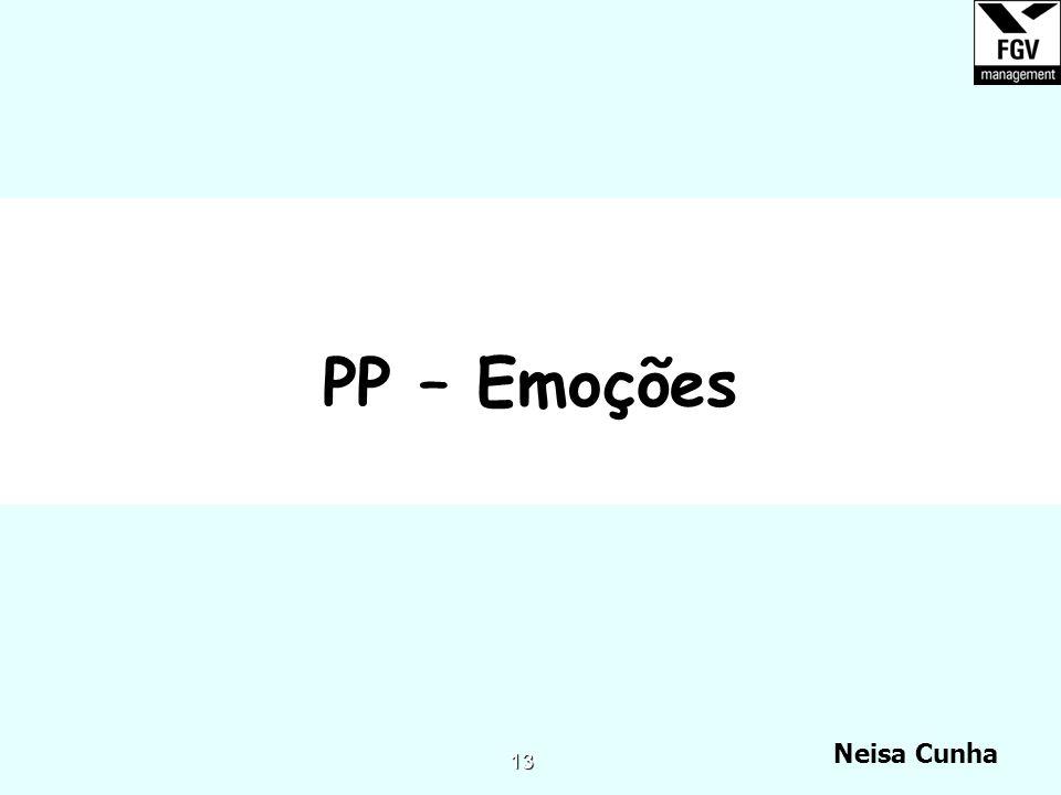PP – Emoções